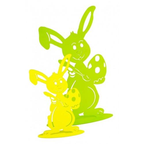 Zajac s veľkonočným vajíčkom, Farba Pantone 382C